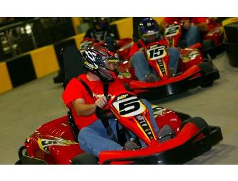 Pole Position Raceway: Four Race Passes