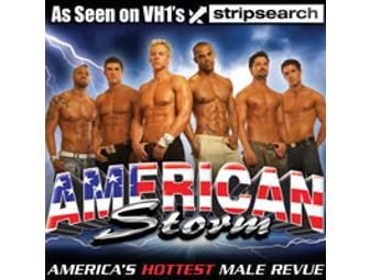 American Storm: A Pair of Tickets