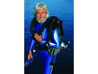 Cross the International Dateline with Jean-Michel Cousteau in November/December 2012