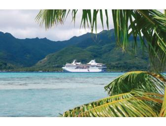 Cruise French Polynesia with Jean-Michel Cousteau in July 2012