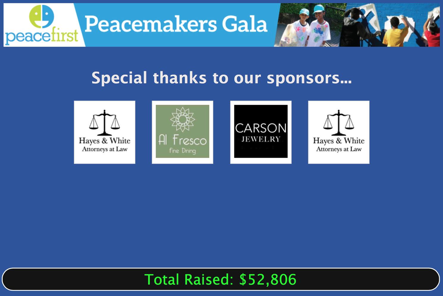 Leaderboard Sponsors