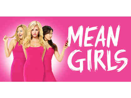 2 House Seats for Mean Girls on Broadway