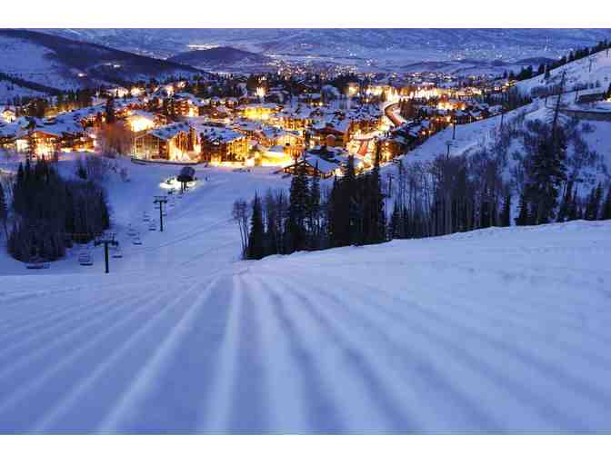 Deer Valley Ski Resort, Park City Utah -- Two - 1 Day Ski Lift Tickets - Photo 3