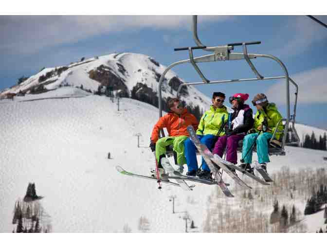 Deer Valley Ski Resort, Park City Utah -- Two - 1 Day Ski Lift Tickets - Photo 4