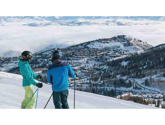 Deer Valley Ski Resort, Park City Utah -- Two - 1 Day Ski Lift Tickets - Photo 5