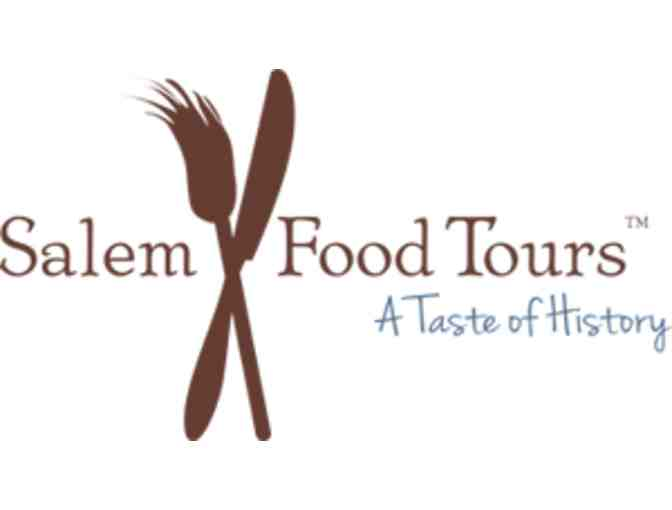 Two Salem Food Tour tickets