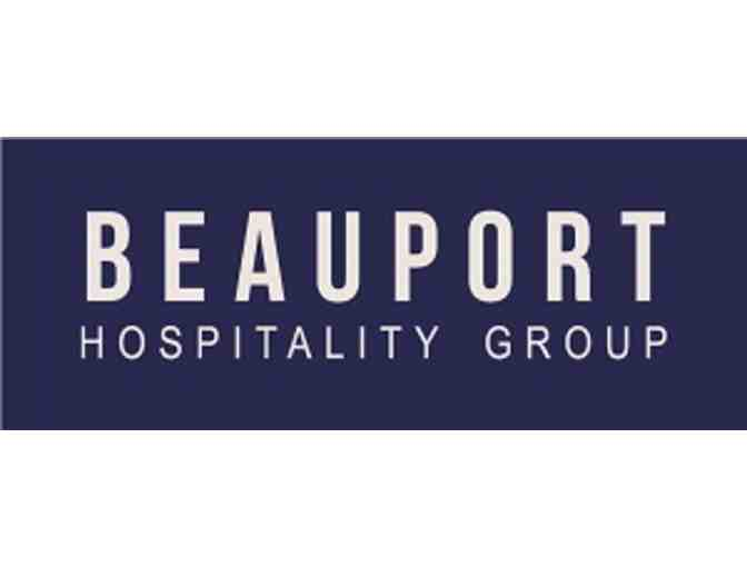 Beauport Hotel Gift Certificate