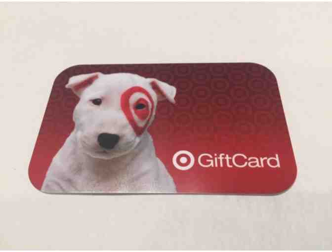 $25 Gift Card - Target - Photo 1