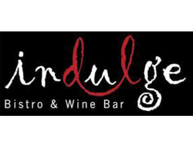 Indulge Wine Bistro $40.00 Gift Card