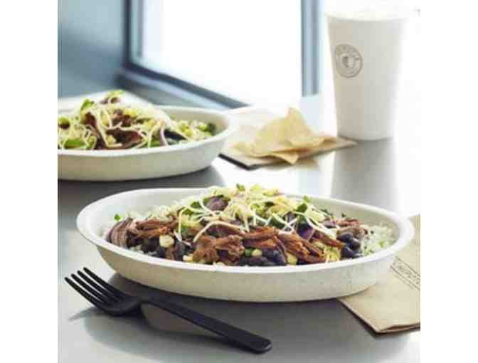 Chipotle is my life #2 - Photo 2