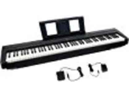 Yamaha P45  88 key digital keyboard with weighted key action