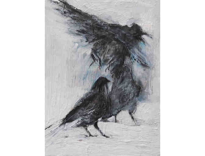 'Black Birds II'