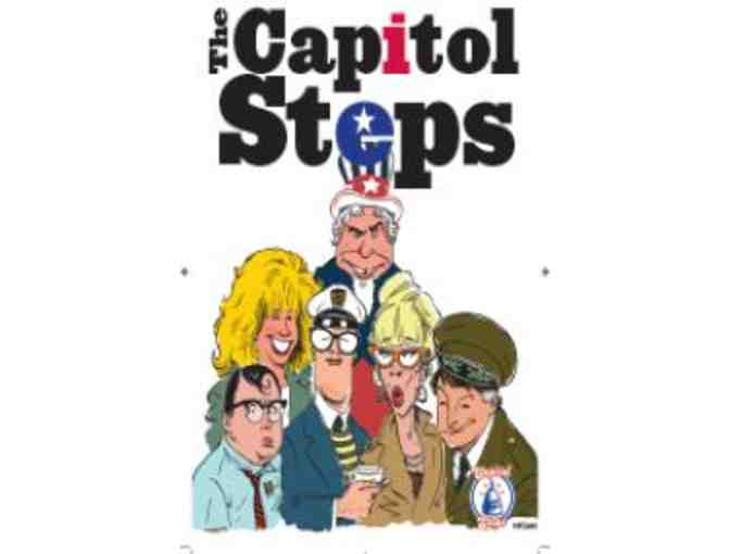 Two Tickets to Proctors Capitol Steps: Mock the Vote Tour - March 5, 2016