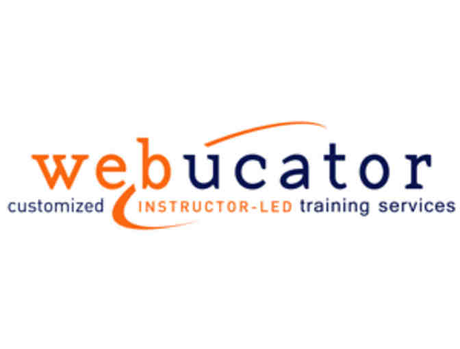 Business Class Training from Webucator