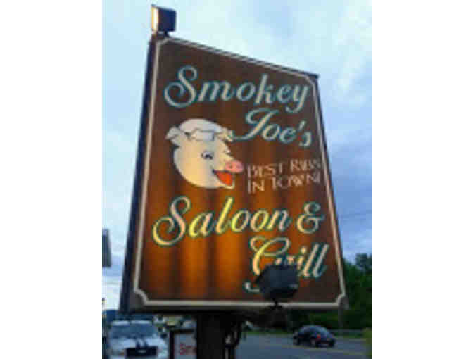 Overnight at Hampton Inn & Suites and Lunch at Smokey Joe's Saloon & Grill/Lake George