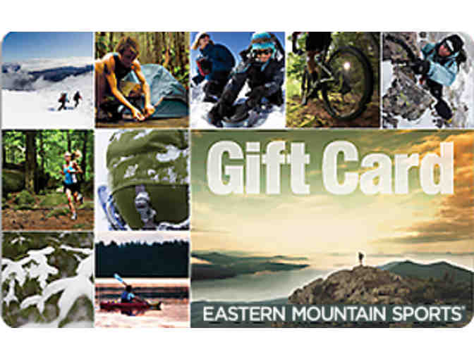 $100 Gift Certificate/Eastern Mountain Sports