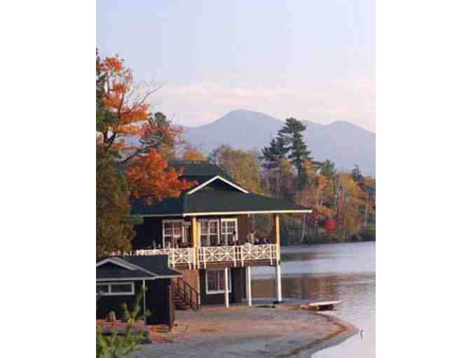 $100 Gift Certificate/Dinner at Lake Placid Club Boat House