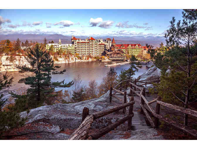 A midweek one-night stay for two at Mohonk Mountain House - Photo 5