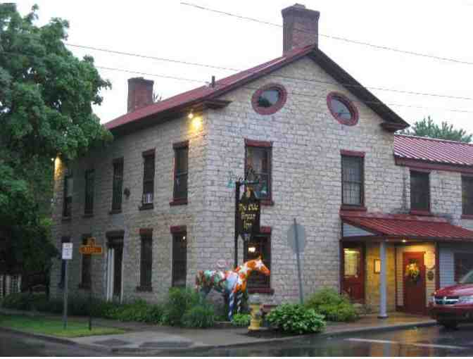 $50 gift certificate to The Olde Bryan Inn