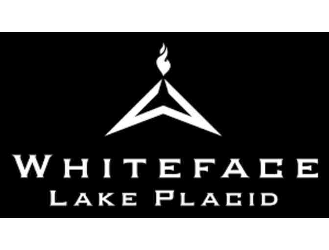 Whiteface Mt. Ski Lift Tickets for 2!