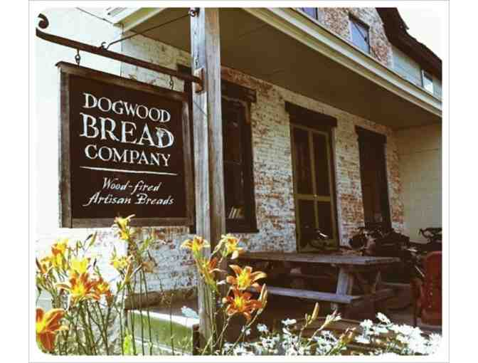 Dogwood Bread Company $25 Gift Certificate