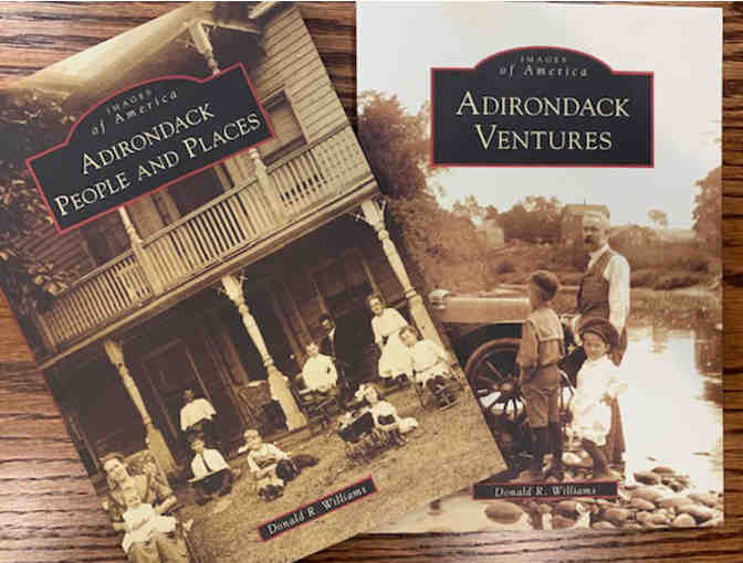 Adirondack History Book Set - Photo 1