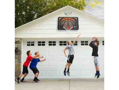 Basketball Backboard and Rim Combo 44