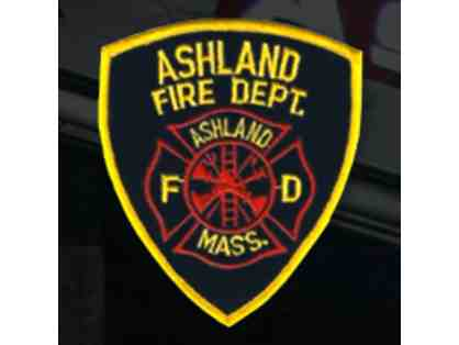 Ashland Fire Department Tour or Ride to School