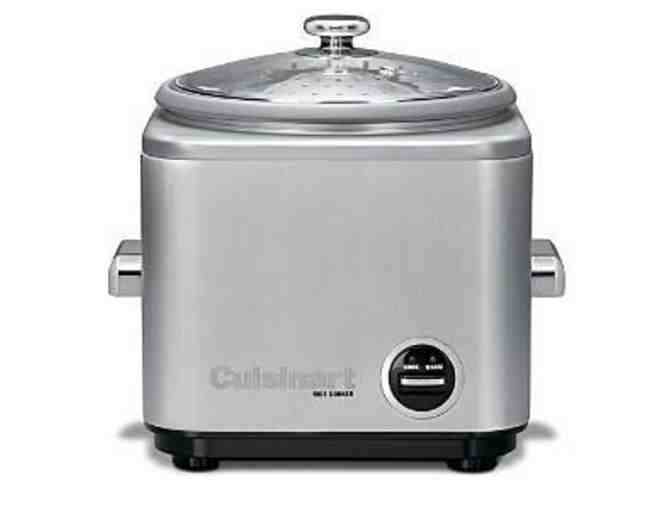 Cuisinart CRC-800 8 Cup Rice Cooker By Cuisinart