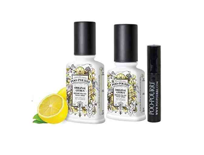 Poo-Pourri Bathroom Deoderizer Set, 3 Pieces