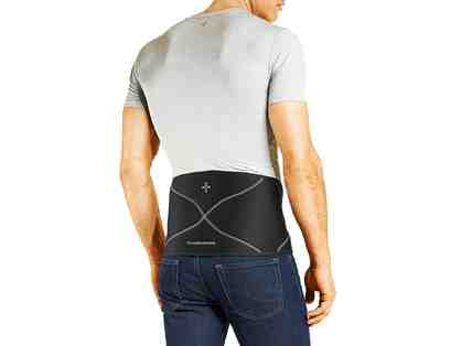 Tommie Copper Men's Back Brace & Tommie Copper Men's Core Band