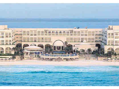 4-Night Stay in an Ocean View Room at Marriott Cancun Resort with Airfare for 2