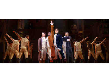 HAMILTON IN CHICAGO; Mezzanine Seats, 2-Night Stay in Chicago with Airfare for 2