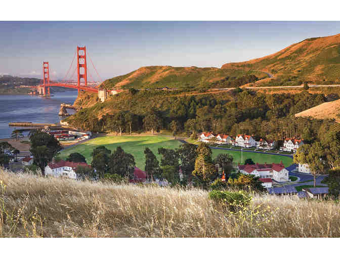 3 Nights Cavallo Point San Francisco, California