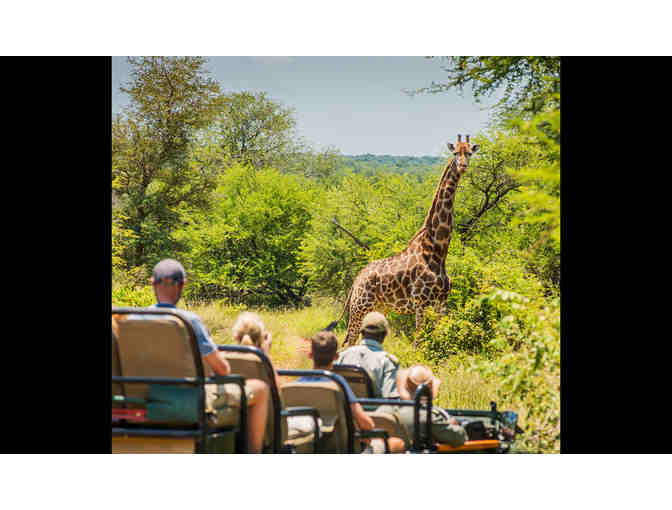 Game Drives, 7-Night Adventure in Cape Town & Private Game Reserve for 2