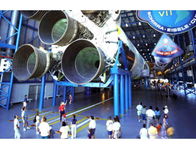 Astronaut Training Experience, KSC Up Close Tour, 3-Night Stay with Airfare for 4 - Photo 1