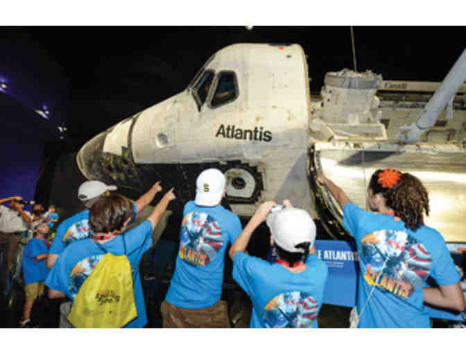 Astronaut Training Experience, KSC Up Close Tour, 3-Night Stay with Airfare for 4 - Photo 2