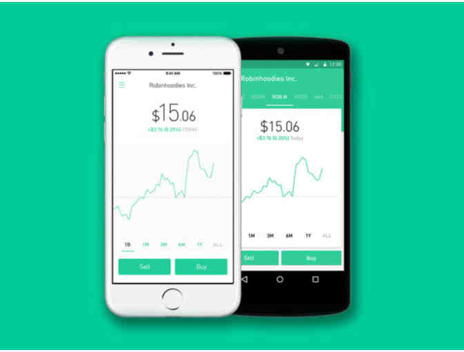 FREE: Robinhood Stock Trading + 1 Free Share of Stock (no cost to enter)