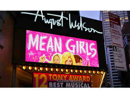 MEAN GIRLS VIP ON BROADWAY