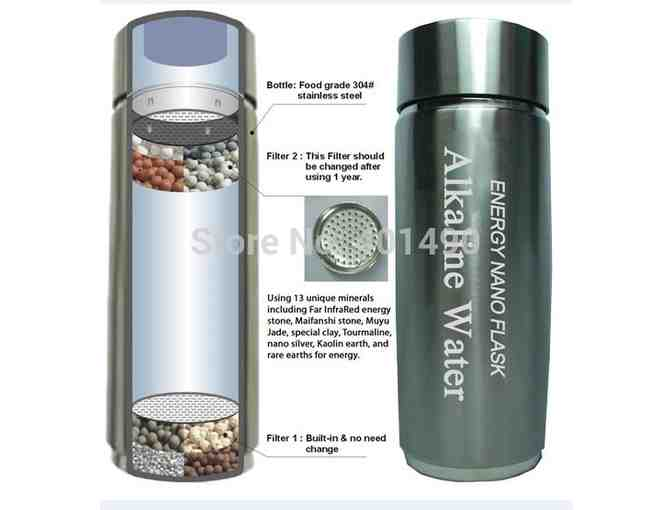 Alkaline Water flask HC-C2 enagic water ionizer - Photo 1