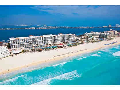 All-Inclusive Off the Caribbean Coast of Mexico Cancun, Mexico