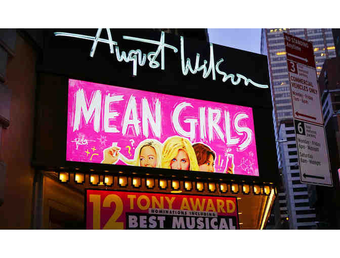 MEAN GIRLS VIP ON BROADWAY - 2-Night Stay with Airfare for 2 - Photo 1