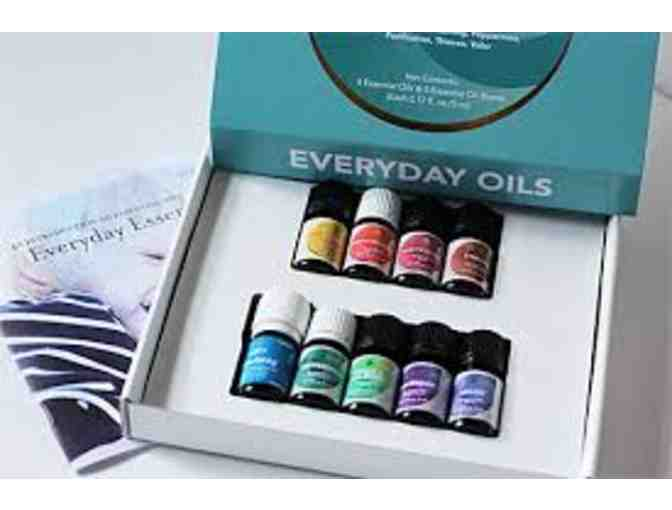 Young Living Essential Oils Collection