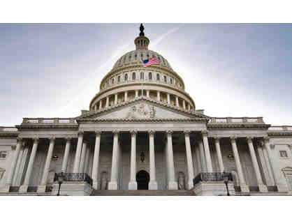 Private Tour of the U.S. Capitol with Noted Historian, Dine at Art and Soul Restaurant,