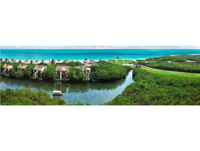 Fairmont Mayakoba, Riviera Maya 4 Night Stay with Daily Breakfast and Airfare for (2) - Photo 1