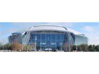 Dallas Cowboys Player Meet and Greet, Lower Level Seats, Tailgate Party with a 3 Night Sta