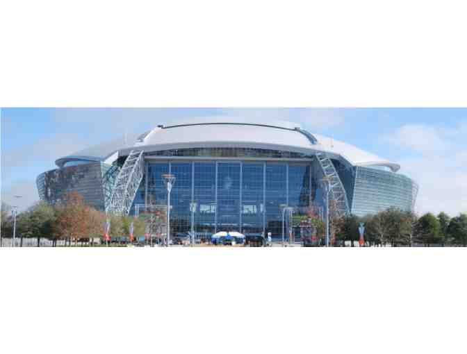 Dallas Cowboys Player Meet and Greet, Lower Level Seats, Tailgate Party with a 3 Night Sta - Photo 1