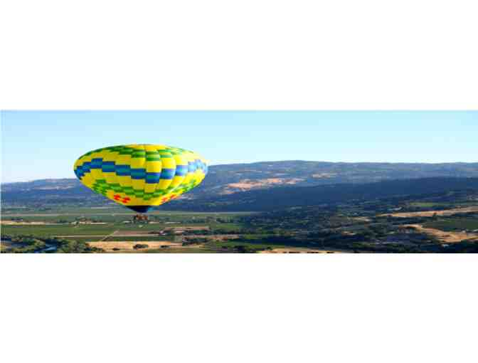 Hot Air Balloon Ride Adventure with a 3 Night Stay at Fairmont Sonoma Mission Inn and Spa - Photo 1