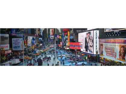 NY Weekend Package - Includes a 3 Night Hotel Stay, Dinner with a Broadway Show and Airfar