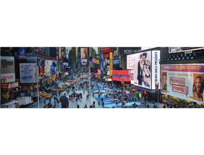 NY Weekend Package - Includes a 3 Night Hotel Stay, Dinner with a Broadway Show and Airfar - Photo 1